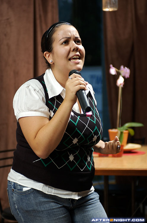 Next image from Vaughan Idol 2007: Preliminaries II
