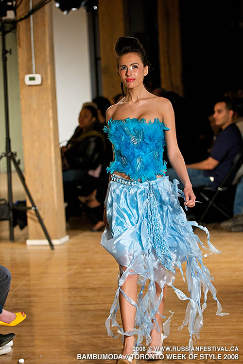 Next image from Toronto Week of Style 2008: Bambumoda Fashion Show