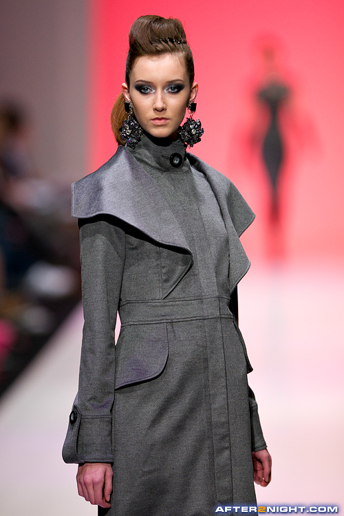 Next image from LG Toronto Fashion Week, Fall/Winter 2009-2010: David Dixon Fashion Show