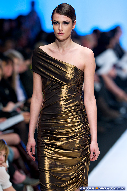 Next image from LG Toronto Fashion Week, Fall/Winter 2009-2010: Joeffer     Caoc Fashion Show