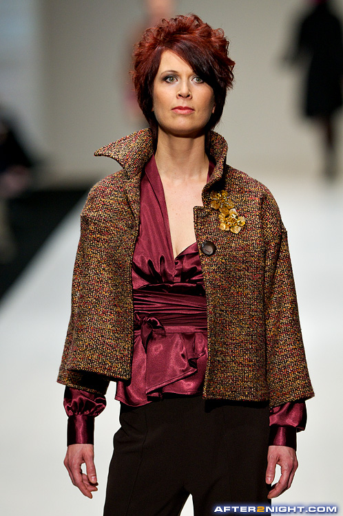 Next image from LG Toronto Fashion Week, Fall/Winter 2009-2010: Cheri Milaney Fashion Show