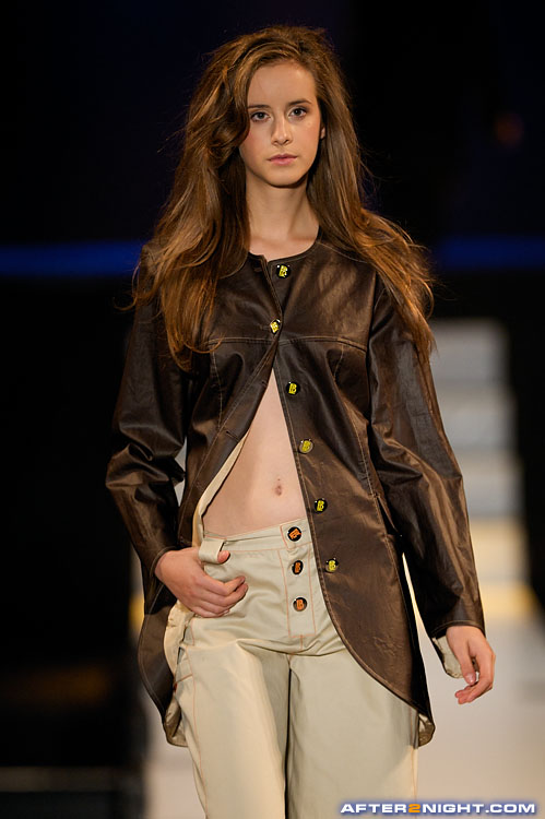 Next image from Bruno Ierullo 'Made in Canada' Fashion Show, Spring/Summer 2010