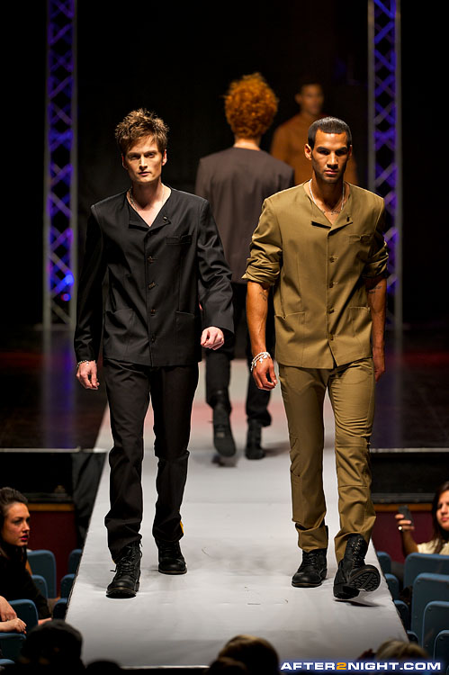 Back to gallery index for Bruno Ierullo 'The Last Rebel' Fashion Show, Spring/Summer 2011