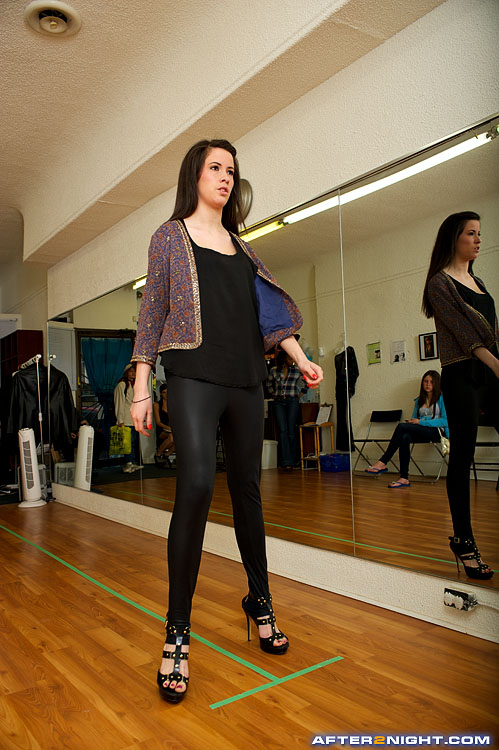 Next image from Clothing Show Fashion Show Auditions