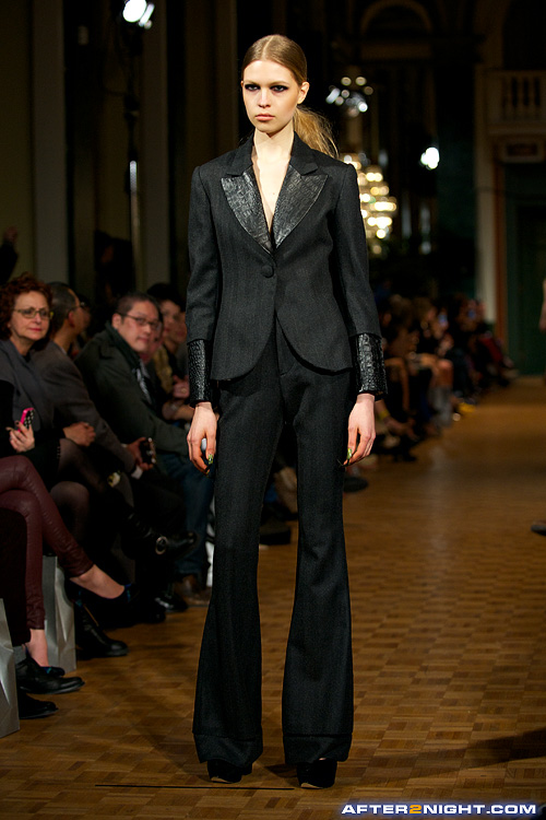 Next image from Lucian Matis, Fall/Winter 2012-2013