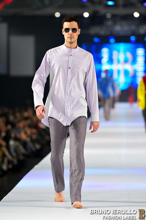 Next image from Bruno Ierullo 'Renegade' 2013 Collection Fashion Show, Part 1