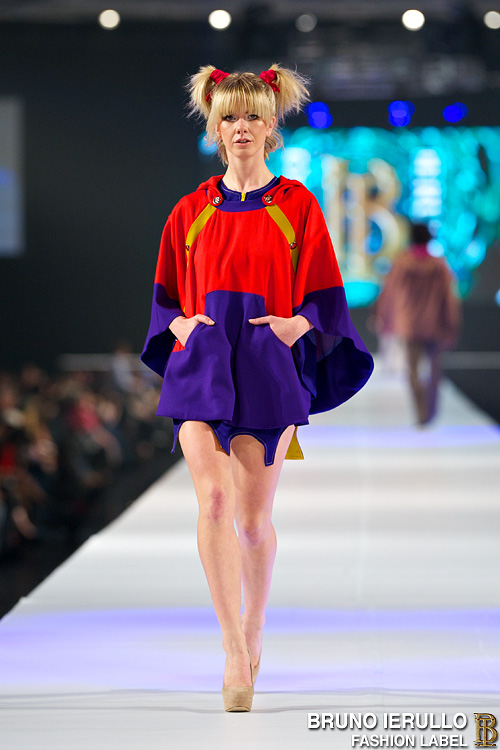 Next image from Bruno Ierullo 'Renegade' 2013 Collection Fashion Show, Part 2
