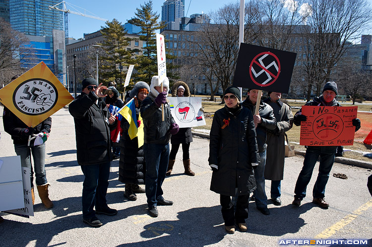 Next image from Rally Against the Spread of Fascism in Ukraine