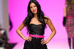Photo from LG Toronto Fashion Week, Fall/Winter 2009-2010: Barbie by David Dixon Fashion Show