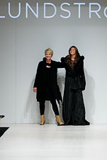 Photo from LG Toronto Fashion Week, Fall/Winter 2009-2010: Lundstrom Fashion Show