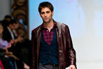 Photo from LG Toronto Fashion Week, Fall/Winter 2009-2010: Bustle Fashion Show