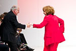 Photo from LG Toronto Fashion Week, Fall/Winter 2009-2010: Heart     Truth Fashion Show