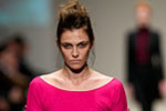 Photo from LG Toronto Fashion Week, Fall/Winter 2009-2010: Pink Tartan Fashion Show