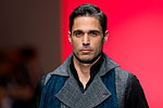 Photo from LG Toronto Fashion Week, Fall/Winter 2009-2010: Carlton Brown Fashion Show